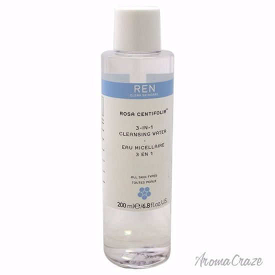 REN Rosa Centifolia 3-in-1 Cleansing Water Unisex 6.8 oz