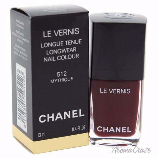 Chanel Le Vernis Longwear Nail Colour # 512 Mythique for Women 0.4 oz - Nails Polish and Nail Colors | Popular Nail Colors | Best Nail Polish Colors | Holiday Nail Colors | Nail Polish Colors For Sale | Nail polish Online | AromaCraze.com
