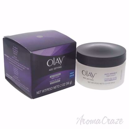 Picture of Olay Age Defying Anti-Wrinkle Night Cream by Olay for Women - 2 oz Cream