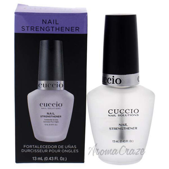 Picture of Nail Strengthener by Cuccio for Women - 0.43 oz Nail Treatment