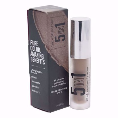 bareMinerals 5-in-1 BB Advanced Performance Cream Women 0.10 oz - Eye Makeup | Eye Makeup Kit | Eye Shadow | Eye liner | Eye Mascara | Eye Cosmetics Products | Eye Makeup For Big Eyes | Buy Eye Makeup Online | AromaCraze.com