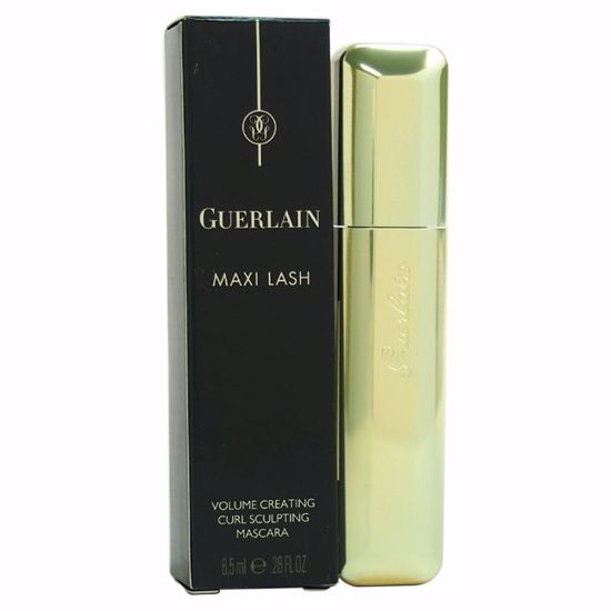 Guerlain Maxi Lash Mascara Women 0.28 oz - Eye Makeup | Eye Makeup Kit | Eye Shadow | Eye liner | Eye Mascara | Eye Cosmetics Products | Eye Makeup For Big Eyes | Buy Eye Makeup Online | AromaCraze.com