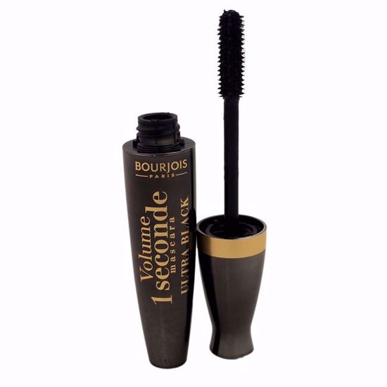 Bourjois Volume 1 Seconde Mascara Women 0.4 oz - Eye Makeup | Eye Makeup Kit | Eye Shadow | Eye liner | Eye Mascara | Eye Cosmetics Products | Eye Makeup For Big Eyes | Buy Eye Makeup Online | AromaCraze.com