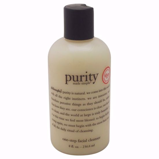 Philosophy Purity Facial Cleanser Unisex 8 oz - Makeup Remover Products | Makeup Remover Wipes | Best makeup remover for sensitive skin | Face Makeup Remover | Eye Makeup Remover | Makeup Products on Sale | AromaCraze.com