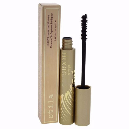 Stila HUGE Extreme Lash Mascara Women 0.44 oz - Eye Makeup | Eye Makeup Kit | Eye Shadow | Eye liner | Eye Mascara | Eye Cosmetics Products | Eye Makeup For Big Eyes | Buy Eye Makeup Online | AromaCraze.com