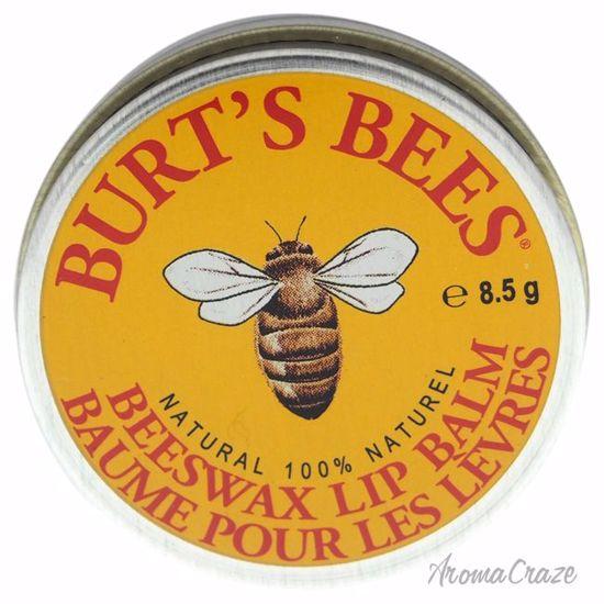 Burt's Bees Beeswax Lip Balm Tin Unisex 0.3 oz