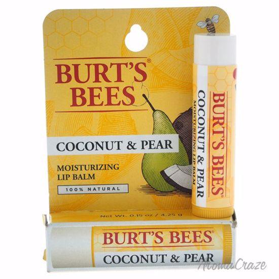 Burt's Bees Coconut & Pear Moisturizing Lip Balm Blister Uni