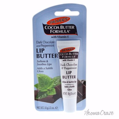 Palmer's Dark Chocolate & Peppermint Lip Butter Balm Unisex