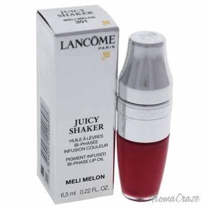 Lancome Juicy Shaker # 301 Meli Melon Lip Oil for Women 0.22