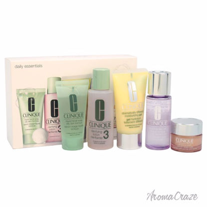 Clinique Daily Essentials Kit Combination To Oily Skin 2oz C