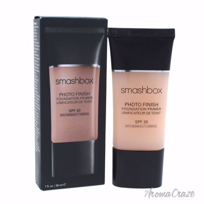 Smashbox Photo Finish Foundation Primer SPF 20 With Dermaxyl for Women 1 oz - Face Makeup Products | Face Cosmetics | Face Makeup Kit | Face Foundation Makeup | Top Brand Face Makeup | Best Makeup Brands | Buy Makeup Products Online | AromaCraze.com