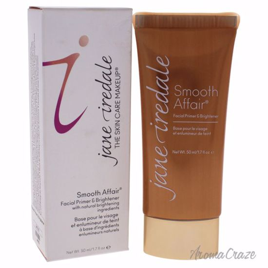 Jane Iredale Smooth Affair Facial Primer & Brightener for Women 1.7 oz - Face Makeup Products | Face Cosmetics | Face Makeup Kit | Face Foundation Makeup | Top Brand Face Makeup | Best Makeup Brands | Buy Makeup Products Online | AromaCraze.com