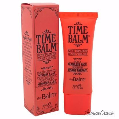 the Balm TimeBalm Face Primer for Women 1 oz