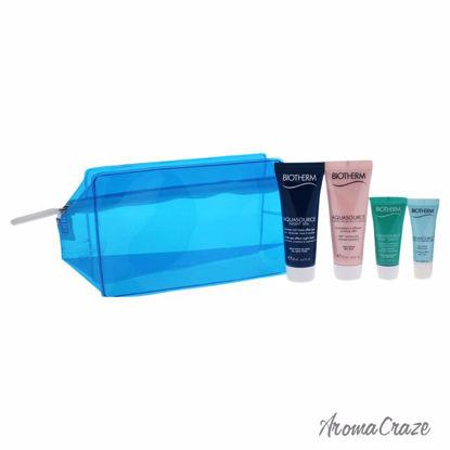 Biotherm Aquasource Dry Skin Kit 0.16oz Deep Serum, 0.10oz E