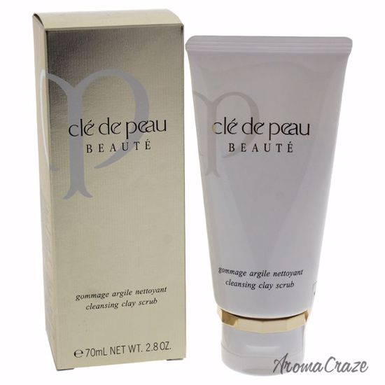 Cle De Peau Cleansing Clay Scrub for Women 2.8 oz