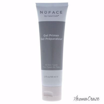 NuFace Gel Primer for Women 2 oz - Face Makeup Products | Face Cosmetics | Face Makeup Kit | Face Foundation Makeup | Top Brand Face Makeup | Best Makeup Brands | Buy Makeup Products Online | AromaCraze.com