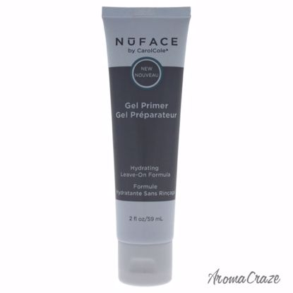 NuFace Hydrating Leave-On Gel Primer for Women 2 oz - Face Makeup Products | Face Cosmetics | Face Makeup Kit | Face Foundation Makeup | Top Brand Face Makeup | Best Makeup Brands | Buy Makeup Products Online | AromaCraze.com
