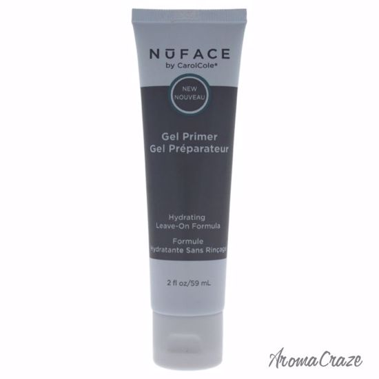 NuFace Hydrating Leave-On Gel Primer for Women 2 oz