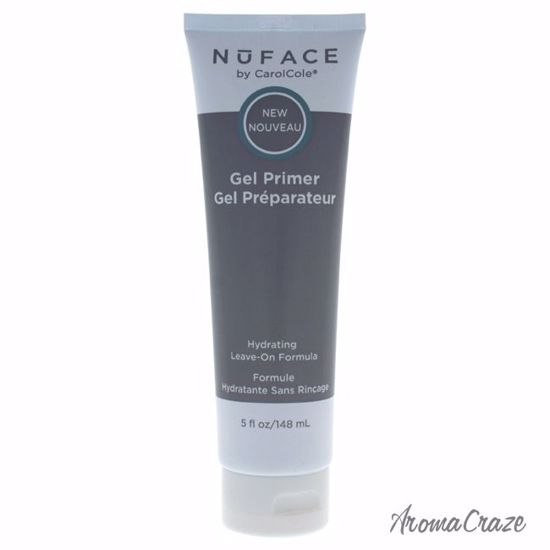 NuFace Hydrating Leave-On Gel Primer for Women 5 oz - Face Makeup Products | Face Cosmetics | Face Makeup Kit | Face Foundation Makeup | Top Brand Face Makeup | Best Makeup Brands | Buy Makeup Products Online | AromaCraze.com