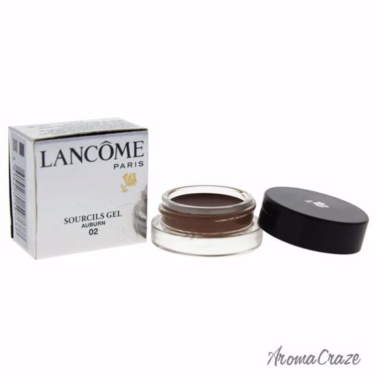 Lancome Sourcils Gel Waterproof Eyebrow Gel-Cream # 02 Auburn for Women 0.17 oz - Eye Makeup | Eye Makeup Kit | Eye Shadow | Eye liner | Eye Mascara | Eye Cosmetics Products | Eye Makeup For Big Eyes | Buy Eye Makeup Online | AromaCraze.com