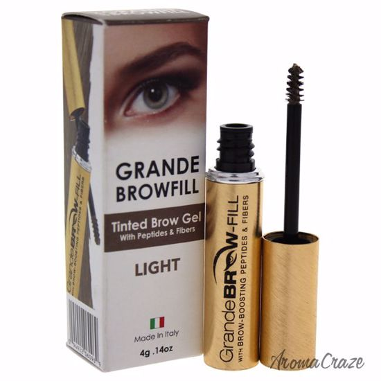 Grande Naturals Grande Browfill Tinted Light Eyebrow Gel for
