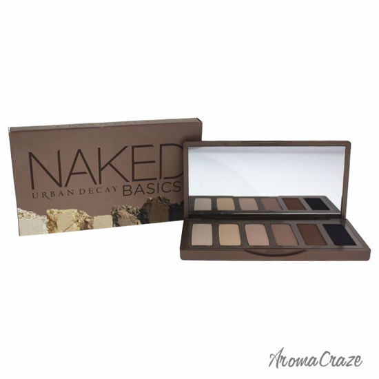 Urban Decay Naked Basics Eyeshadow Palette 6 x 0.05oz Venus,