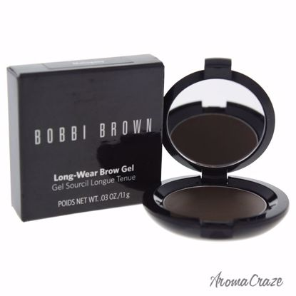 Bobbi Brown Long-Wear Mahogany Eyebrow Gel for Women 0.03 oz - Eye Makeup | Eye Makeup Kit | Eye Shadow | Eye liner | Eye Mascara | Eye Cosmetics Products | Eye Makeup For Big Eyes | Buy Eye Makeup Online | AromaCraze.com