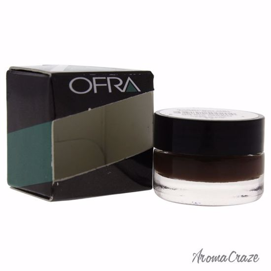 Ofra Eyebrow Gel Dark Brown for Women 0.17 oz - Eye Makeup | Eye Makeup Kit | Eye Shadow | Eye liner | Eye Mascara | Eye Cosmetics Products | Eye Makeup For Big Eyes | Buy Eye Makeup Online | AromaCraze.com