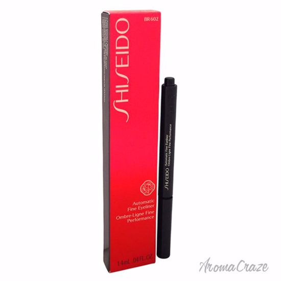 Shiseido Automatic Fine Eyeliner # BR 602 Brown for Women 0.
