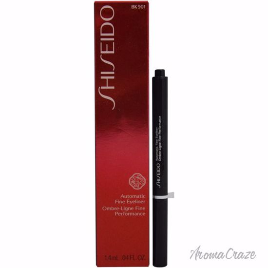 Shiseido Automatic Fine Eyeliner # BK 901 Black for Women 0.