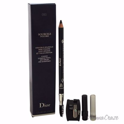 Christian Dior Sourcils Poudre no. 093 Black Eyeliner for Wo