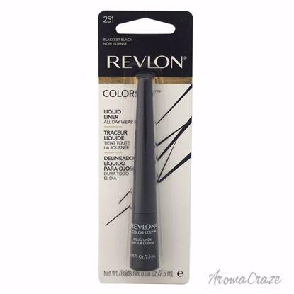 Revlon Colorstay Liquid Eyeliner #251 Black Unisex 0.08 oz