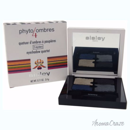 Sisley Phyto 4 Ombres Eyeshadow Quartet # 2 Mystery for Wome