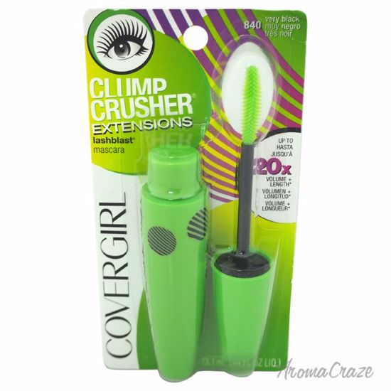 CoverGirl Clump Crusher Extensions Mascara # 840 Very Black