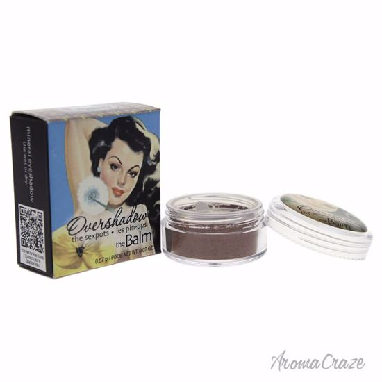 the Balm Overshadow Shimmering All-Mineral Eyeshadow If yu'r