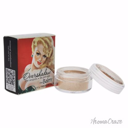 the Balm Overshadow Shimmering All-Mineral Eyeshadow No Mone