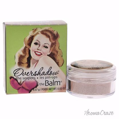 the Balm Overshadow Shimmering All-Mineral Eyeshadow Work Is