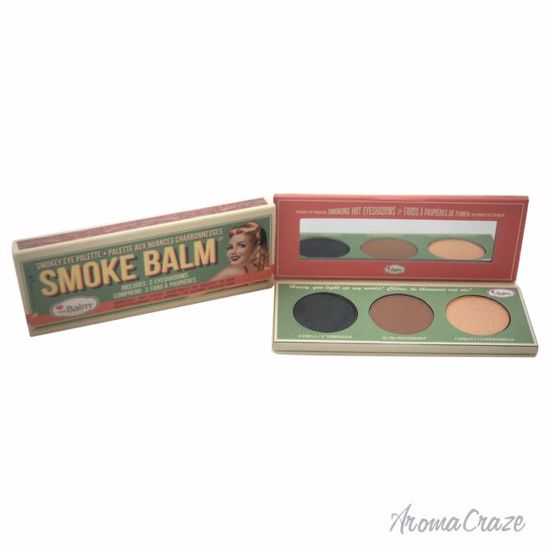 the Balm Smoke Balm Eyeshadow Palette Volume 2 for Women 0.3