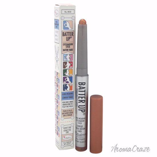 the Balm Batter Up Eyeshadow Stick Curveball for Women 0.06