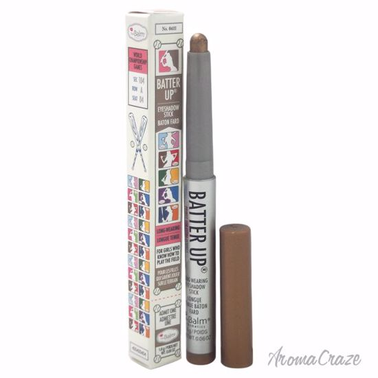 the Balm Batter Up Eyeshadow Stick Shutout for Women 0.06 oz