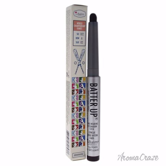 the Balm Batter Up Eyeshadow Stick Slugger for Women 0.06 oz