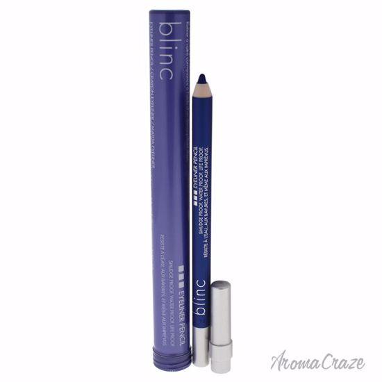 Blinc Waterproof Eyeliner Pencil Blue for Women 0.04 oz