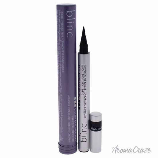 Blinc Liquid Pen Black Eyerliner for Women 0.025 oz