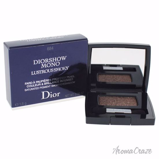 Dior by Christian Diorshow Mono Lustrous Smoky Eyeshadow # 6