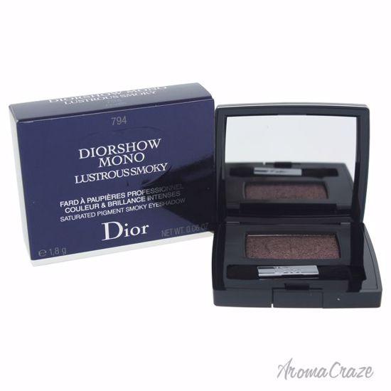 Dior by Christian Diorshow Mono Lustrous Smoky Eyeshadow # 7