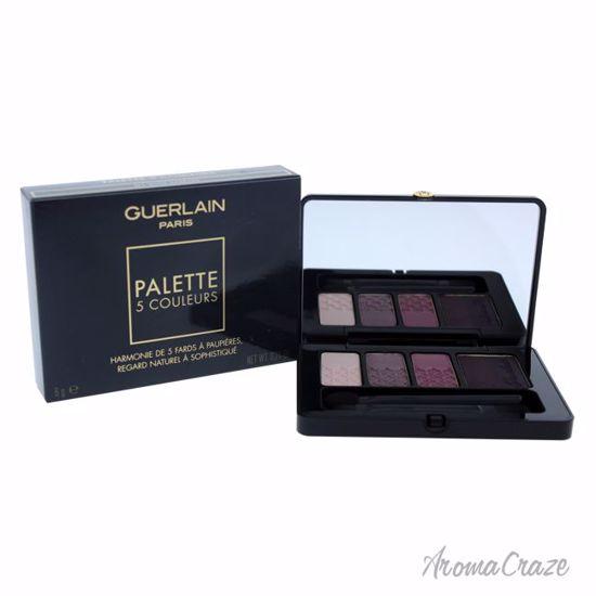 Guerlain Palette 5 Couleurs # 01 Rose Barbare Eyeshadow for