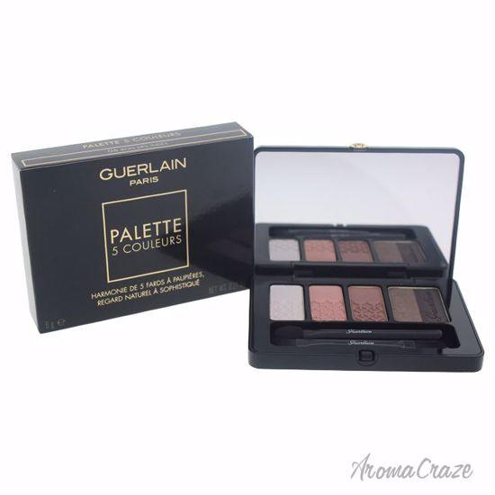 Guerlain Palette 5 Couleurs # 06 Bois Des Indes Eyeshadow fo