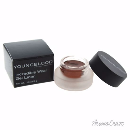 Youngblood Incredible Wear Gel Liner Sienna for Women 0.10 o