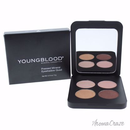 Youngblood Pressed Mineral Eyeshadow Quad Eternity for Women