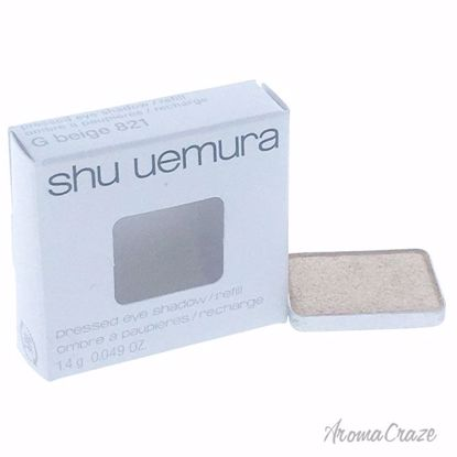 Shu Uemura Pressed # 821 G Beige Eyeshadow (Refill) for Wome